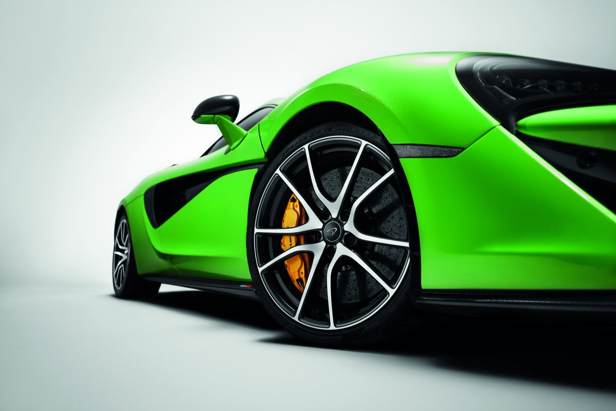 Protect and personalise your #McLaren with the Genuine McLaren Accesso...