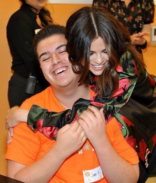 "We're voting for @SelenaGomez's #Selenators as ""Fiercest Fans"" at the..."