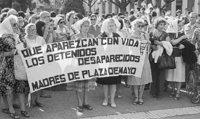 41 años #NuncaMas #MemoriaVerdadYJusticia https://t.co/av6r2rxf9H