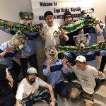 Zepp大阪ベイサイドデSHADOWSト!熱スギタゼメーン pic.twitter.com/GxOd…