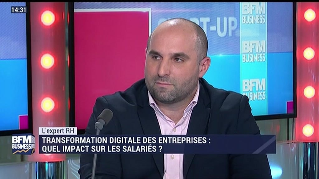 #BFMBusiness Emmanuel Baudoin et l&#39;enquête sur les salariés français à l&#39;ère de la #TransfoDigitale cc @OpenSourcing  http:// j.mp/2kZsrxs  &nbsp;  <br>http://pic.twitter.com/H511DL8vNI