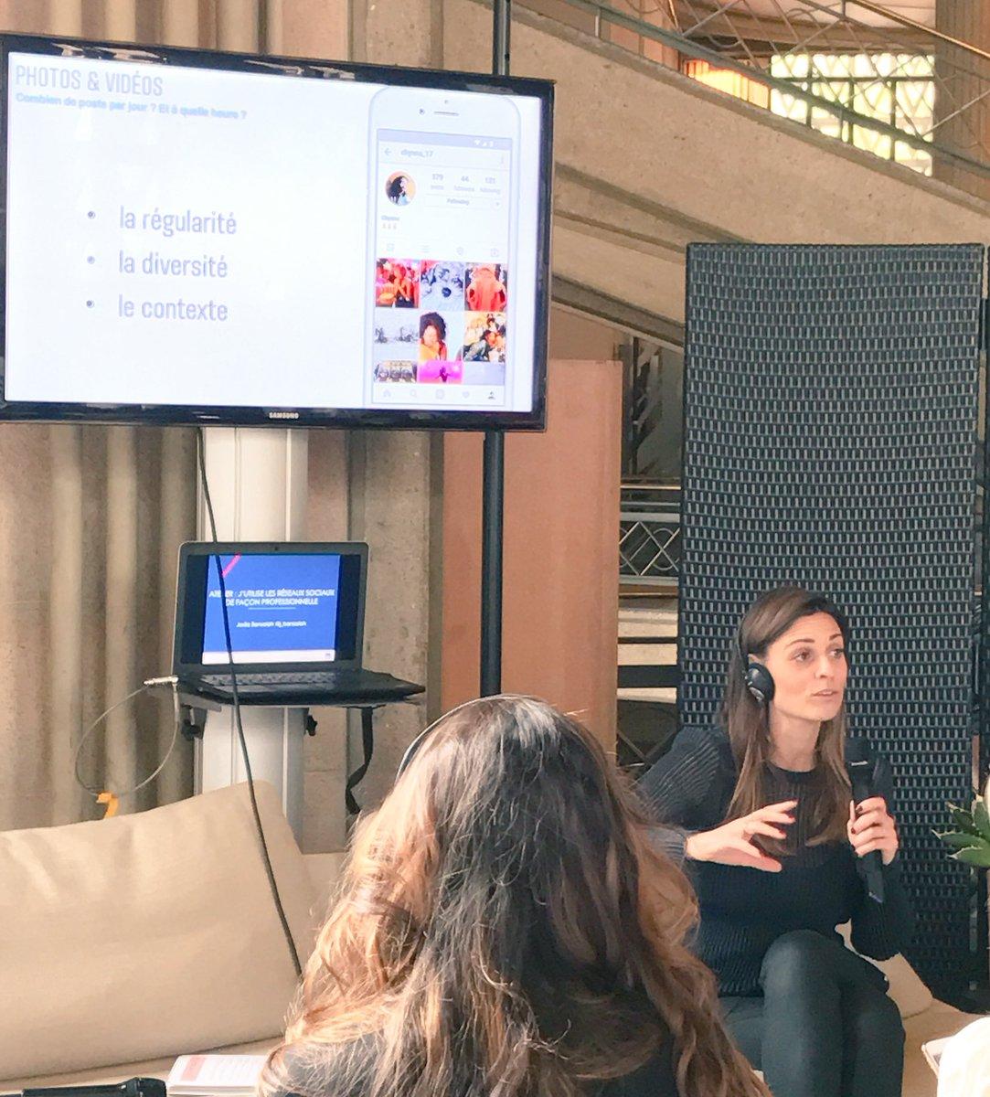 Boostez votre profil #instagram grâce aux conseils de @JujuPellet, brand development lead @instagram au Forum #elleactive @ELLEactive <br>http://pic.twitter.com/BIpWmWWhVT