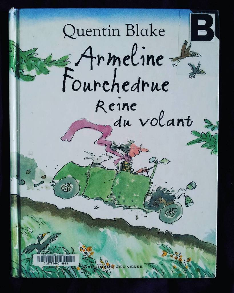 Un classique à relire!  #vendredilecture #quentinblake #gallimardjeunesse #album #armelinefourchedrue<br>http://pic.twitter.com/3cc9Ybq4zB