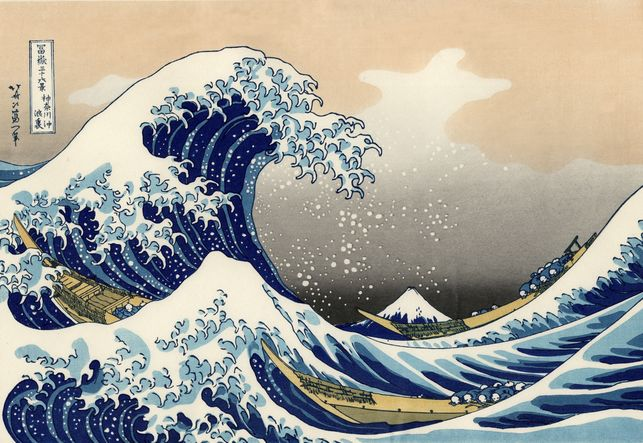 La imagen que obsesionaba a #Hokusai  http:// goo.gl/HNY5D4  &nbsp;   #Japon #arte #ukiyo-e #grabado <br>http://pic.twitter.com/kVpmkhV2ie