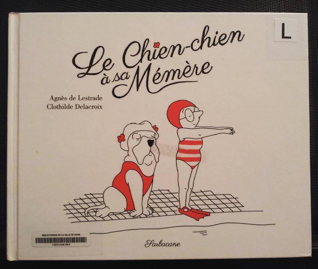En attendant de lire le Chat-chat #vendredilecture #sarbacane #chien #album #humour #clothildedelacroix<br>http://pic.twitter.com/IEwxPa7nCR