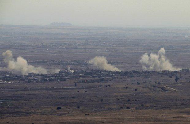 &quot;Les bombardements israéliens en Syrie pourraient provoquer une confrontation plus large&quot; #Israël  http:// ow.ly/spSZ30adsfq  &nbsp;  <br>http://pic.twitter.com/Q9JerHP34z