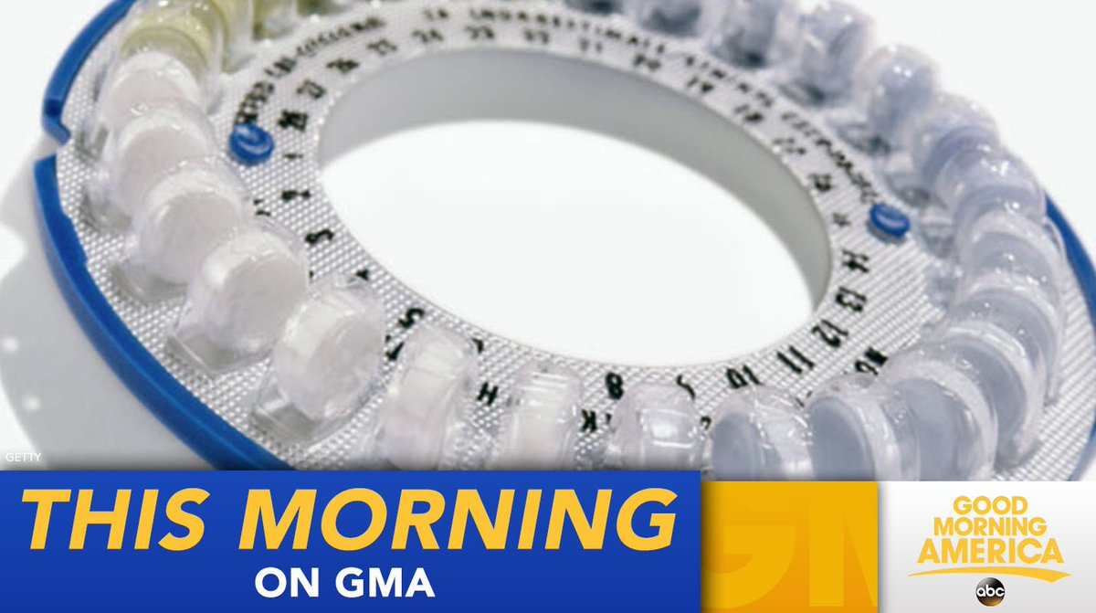 ON @GMA: Can birth controls protect women from cancer? @DrJAshton brea...