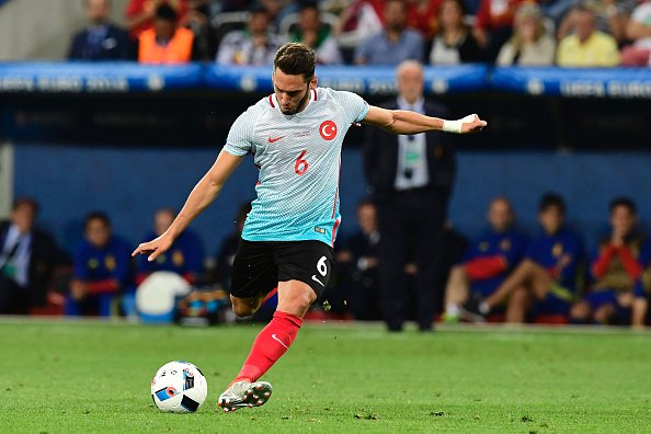 3 - Hakan Çalhanoğlu has been involved in three of Turkey's las six go...
