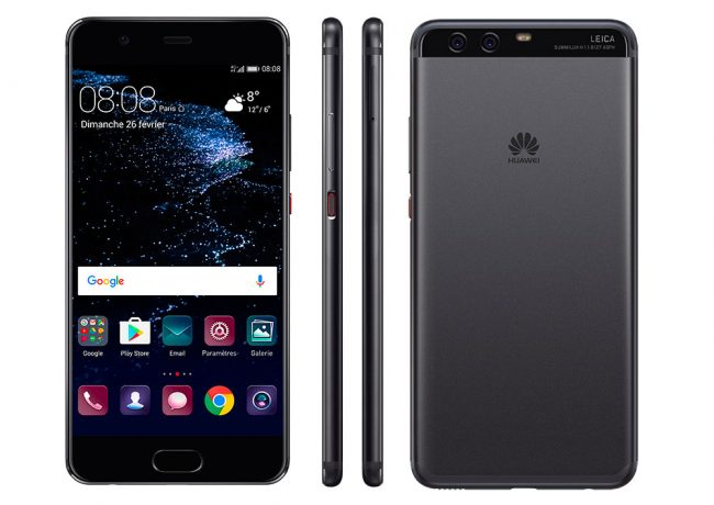 [#SMARTPHONES] Le Huawei P10 est désormais disponible ! #HuaweiP10 →  http:// bit.ly/2mYAhaT  &nbsp;  <br>http://pic.twitter.com/ubk5ZMo2Qt