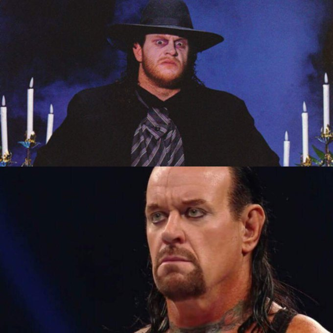 "Happy 52nd Birthday To Mark ""The Undertaker\"" Calaway"