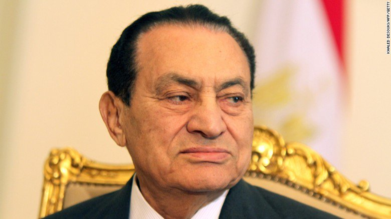 Former Egyptian President Hosni Mubarak freed after six years in priso...