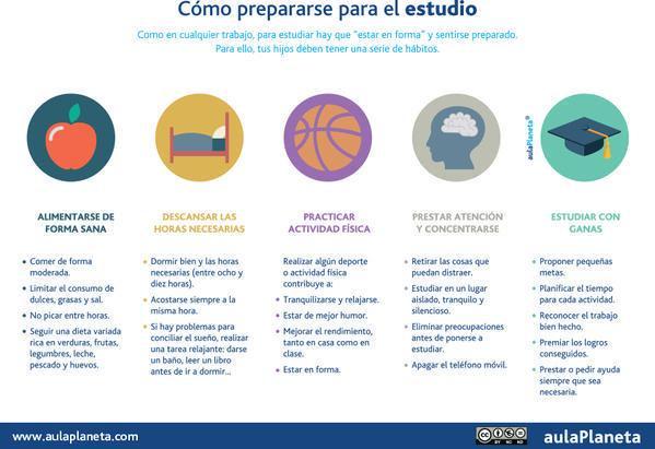 Cinco consejos para que tus hijos se preparen el #estudio:  http:// bit.ly/1DmBUl2  &nbsp;  <br>http://pic.twitter.com/BffnP2DxFS