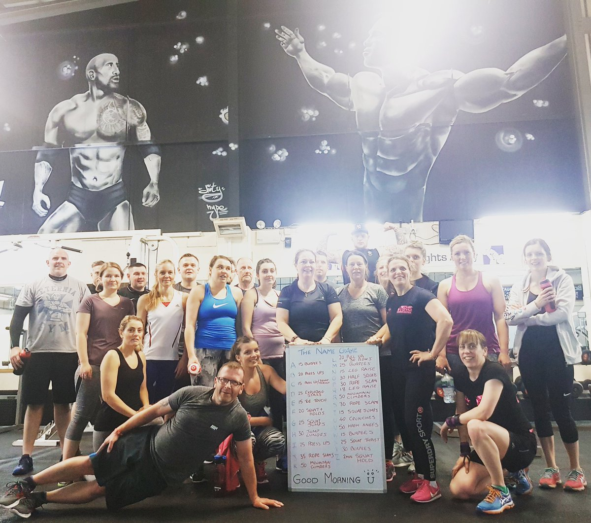 A&amp;J Transformation Bootcamp   #Fitness #Gym #Progression    http://www. thegyminglos.co.uk  &nbsp;  <br>http://pic.twitter.com/ZN0lpo2rif