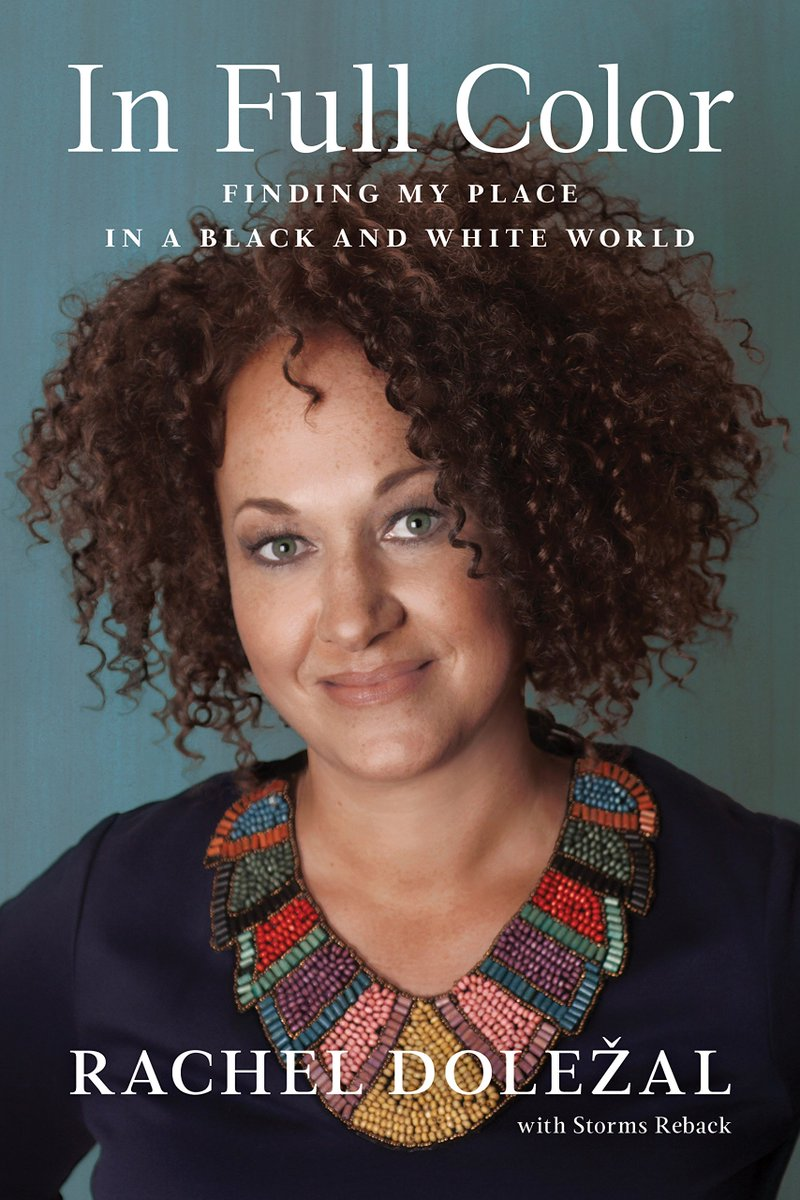 White former NAACP head Rachel Dolezal still 'unapologetically black'...