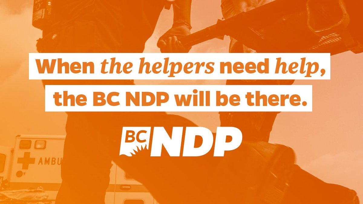 Christy Clark turned down @shanelsimpson&#39;s bill to help #FirstResponders in #BC with PTSD. We can&#39;t sit by while tragedy piles on tragedy.<br>http://pic.twitter.com/hhK3LrTzf8