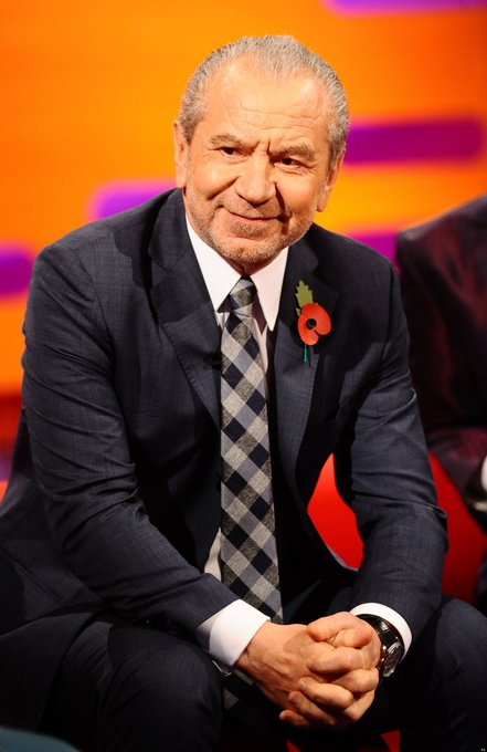 ON WITH Wishes: Alan Sugar A Happy Birthday!