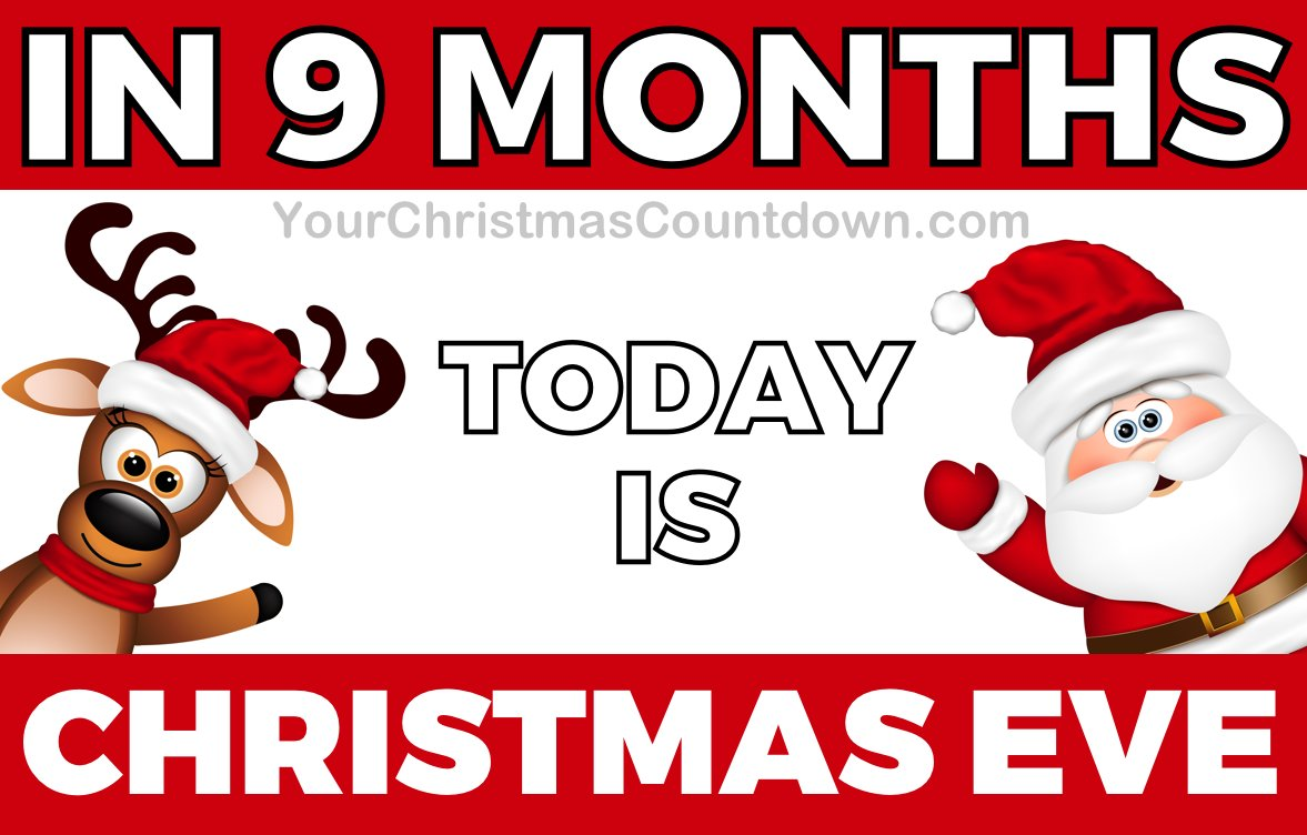 Christmas Countdown on Twitter: \