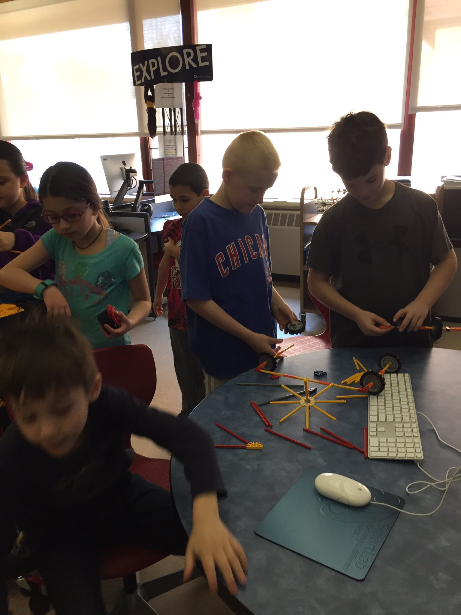Buddies making levers #engage109 #sp109 https://t.co/psjgSFh7N5