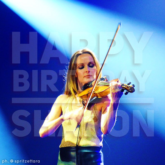 Happy birthday to our favourite violin player !