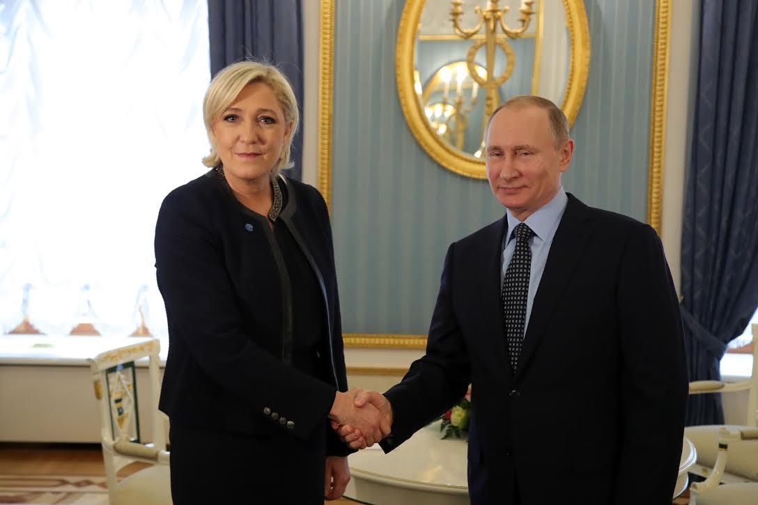 #VladimirPutin a reçu @MLP_officiel ce matin à Moscou : rencontre entre une #Russie et une #France libres dans un monde multipolaire !  <br>http://pic.twitter.com/IPHbTqANOX