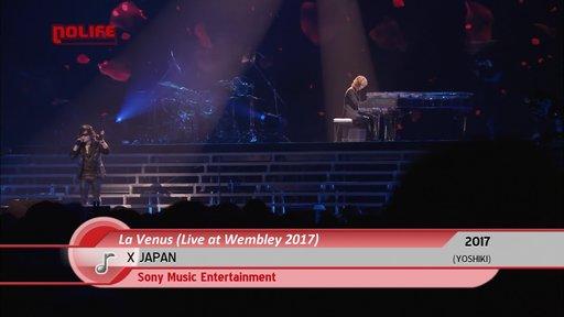 Le concert de #XJapan vient à peine de se terminer que @NolifeOfficiel met au vote un clip issu du live de Wembley   https://www. nolife-tv.com/jmusic/clip/50 13/la-venus-live-at-wembley-2017 &nbsp; … <br>http://pic.twitter.com/nNlFgB8PP3