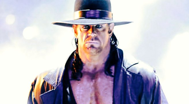 Happy bday to the dead man undertaker