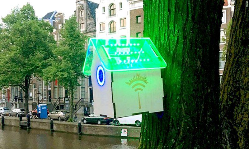 #Amsterdam : des nichoirs délivrent du WiFi en ville  https:// detours.canalplus.fr/a-amsterdam-ni choirs-delivrent-wifi-ville/ &nbsp; … <br>http://pic.twitter.com/MoNiAwxevL