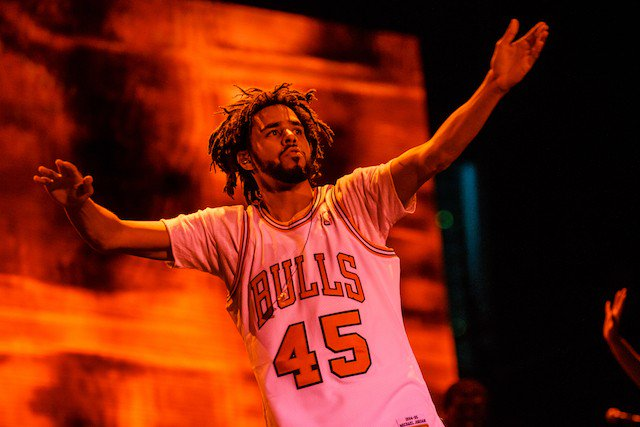 .@JColeNC will return to @HBO with '4 Your Eyez Only' documentary http...