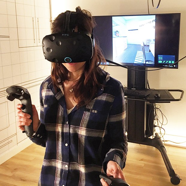 Step Into Your Dream Kitchen With Ikea's New Virtual Reality Tool