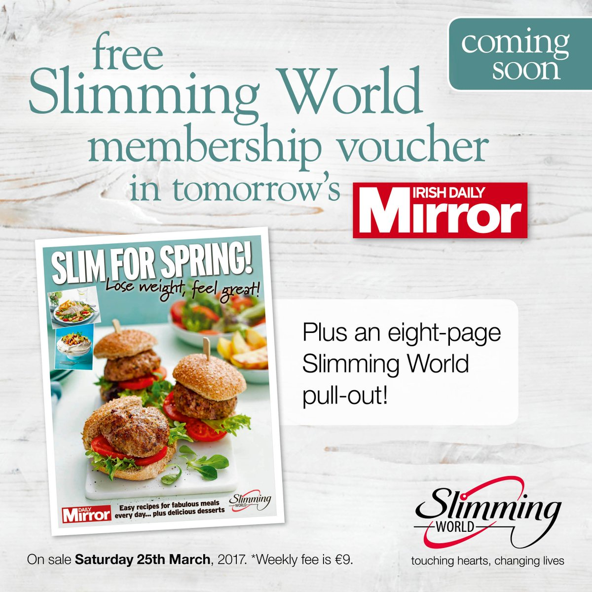 Slimming world slimmingworld twitter Slimming world my account