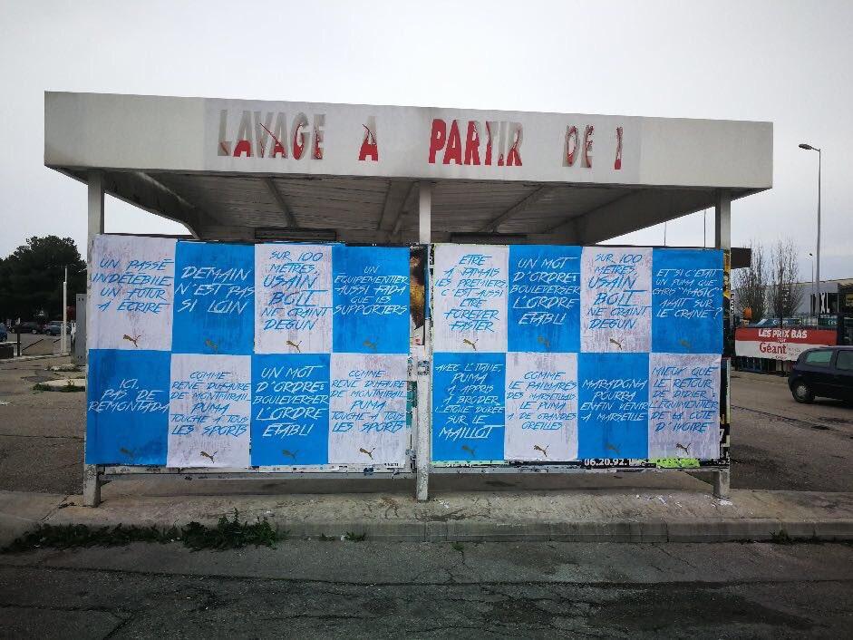 👀Pendant ce temps à Marseille... Puma x Olympique de Marseille