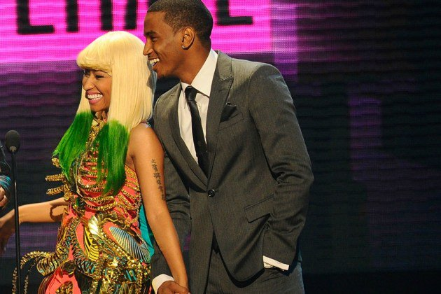 Trey Songz feels Nicki Minaj disrespected him during Twitter spat over...