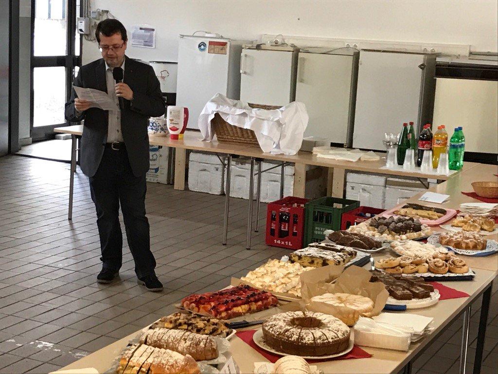 Team Österreich Tafel eröffnet neue Räumlichkeiten in unserer Stadt. D...