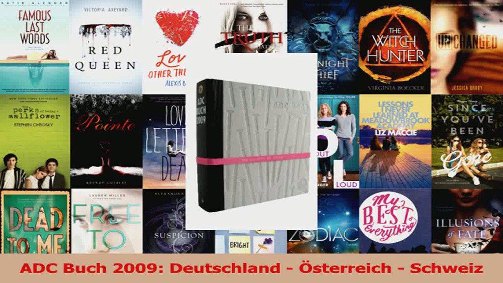 Lesen  ADC Buch 2009 Deutschland  Österreich  Schweiz EbookOnline htt...