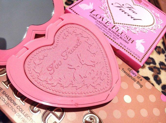 Too Faced Dark Chocolate Soleil Bronzer & Love Flush Blush Review
