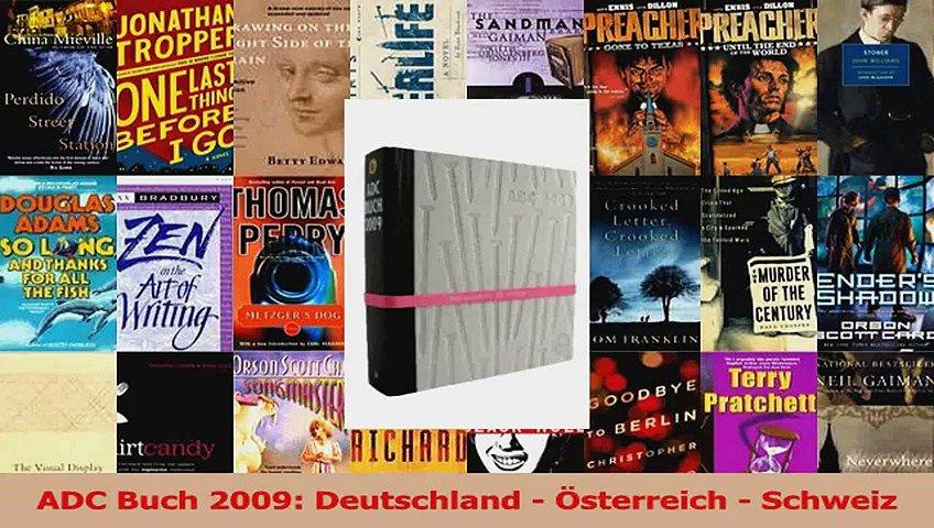 Lesen  ADC Buch 2009 Deutschland  Österreich  Schweiz EbookFrei https...