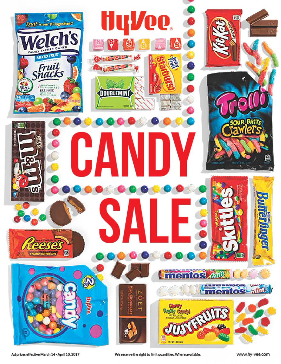 Craving something sweet? Our candy sale is going on right now! Valid n...