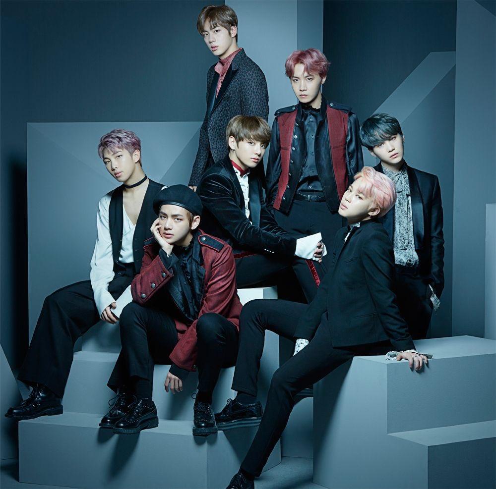 Congrats to BTS!! Welcome to Def Jam family!!  防弾少年団がDef Jam ファミリー入り。@BTS_jp_official  エキサイティングなニュースだろ?