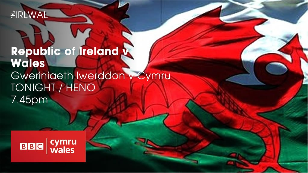 ⚽️ Today's the day! ⚽️  ⭐️ C'mon Cymru! C'mon Wales ⭐️  #IRLWAL #World...