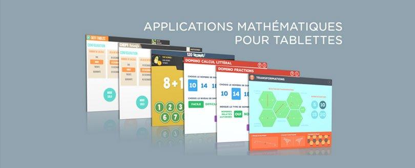 Des applications #Maths pour tablettes développées dans @AcademieDijon. Un super travail ! #Cycle3 #Cycle4  http:// mathematiques.ac-dijon.fr/spip.php?artic le196#196 &nbsp; … <br>http://pic.twitter.com/gdCCF07Jbr