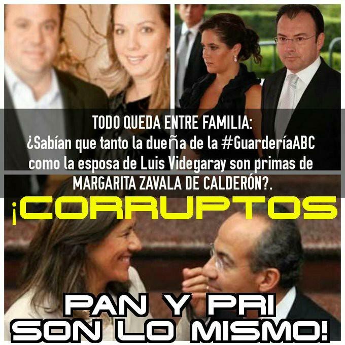 ¿Porqué será que la corrupta @mzavalagc no crítica a Luis Videgaray a...