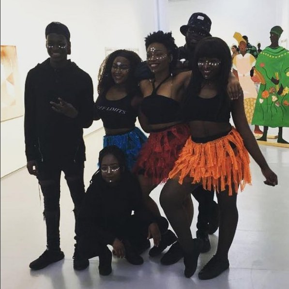 Great pre-launch event for #AfricaWeek2017 at @_SpikeIsland last night. Thank you to the amazing dancers | via @AfricaWeekUK https://t.co/YfbpC6VHJ5