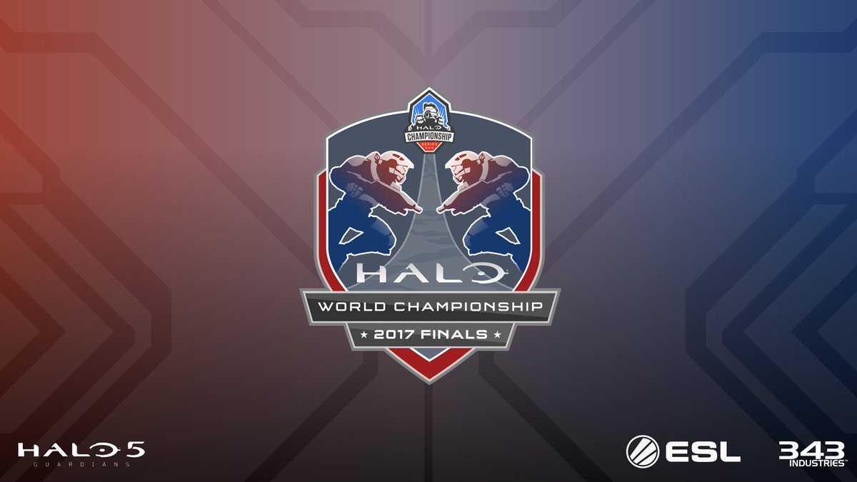 The #HaloWC 2017 Finals are only 20 minutes away! Spread the word! htt...