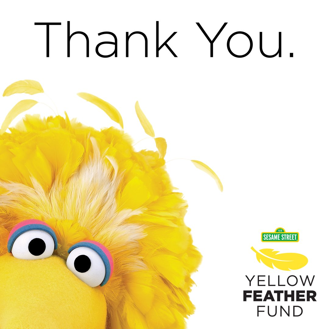 Thank you to everyone who helped us celebrate @BigBird's birthday! We...
