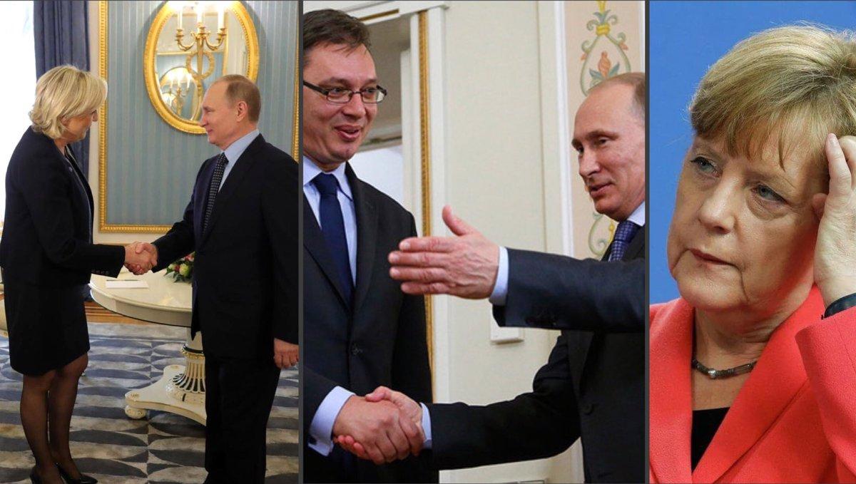 Скучные Путинские будни