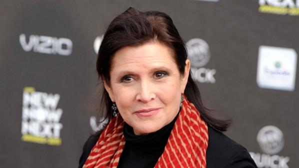 #Disney CEO: 'Last #Jedi' not changed due to #Carrie Fisher's death  http:// jenke.rs/Bq63Ct  &nbsp;  <br>http://pic.twitter.com/v63yazBdSq