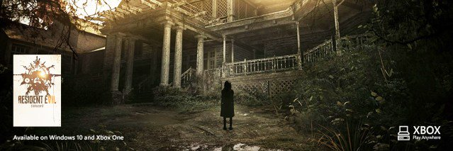 Now on sale thru March 27 in the Windows Store: 'Resident Evil 7 bioha...