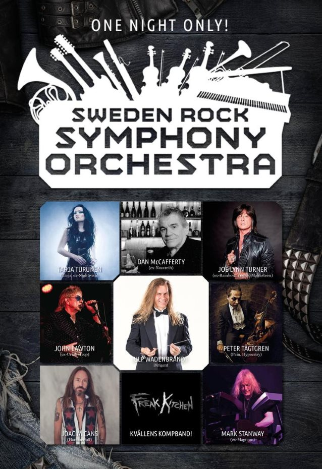 orquestra suécia