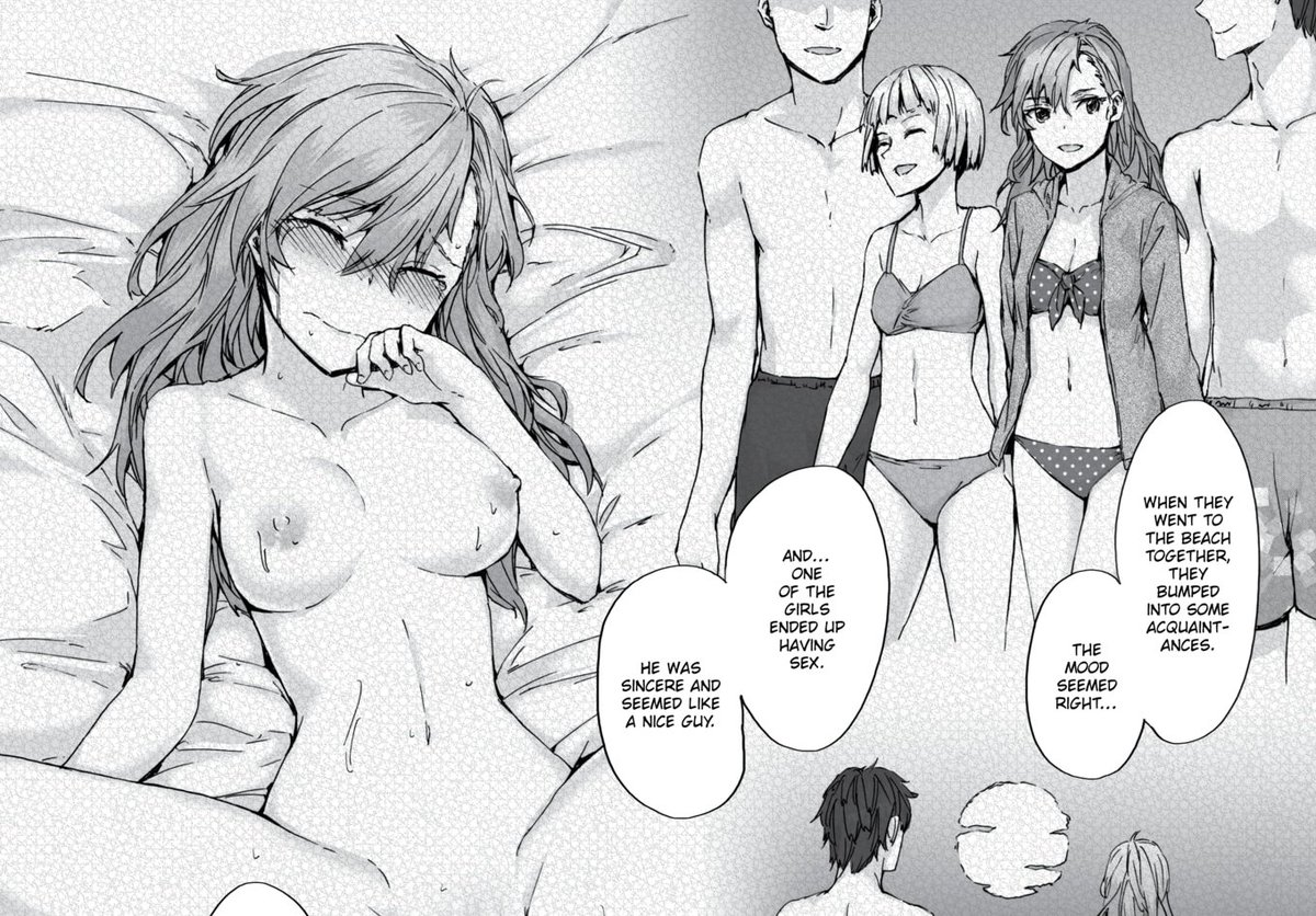 """Hentai Stories within fakku on twitter: """"two friends share some fun stories with each"""