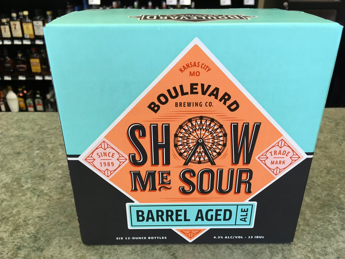 .@Boulevard_Beer Show Me Sour now available at your West Lakes Wine an...